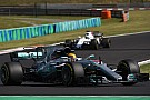 Magnussen también se queja de Hamilton: