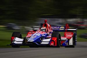 IndyCar Résumé d'essais libres EL3 - Rossi, sous les yeux de Chewbacca!