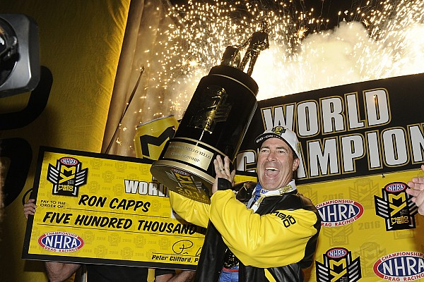 NHRA Capps ready for title defense in 2017