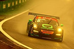 Porsche Relato da corrida Neugebauer herda vitória após punição a Kaesemodel