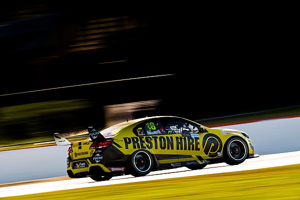 Supercars Holdsworth calls for control upright in Supercars