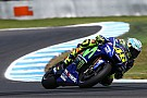 MotoGP Rossi says Phillip Island test