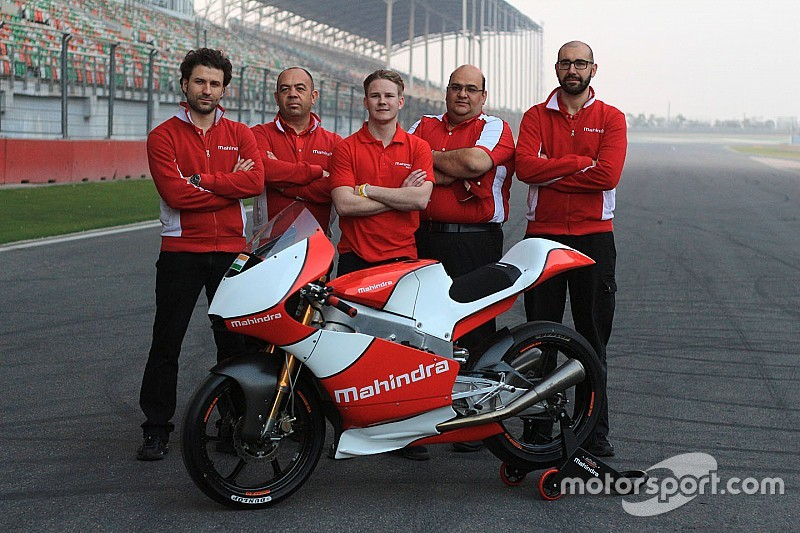 "Mahindra's Moto3 boss: ""The goal is to win a race in 2016"""