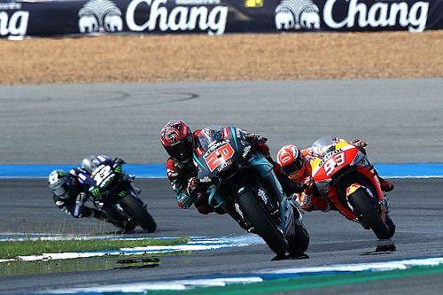 MotoGP issues new calendar amid coronavirus disruption