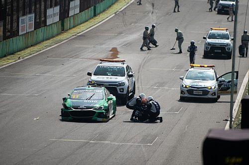 Stock Car: Entenda operação que resgatou Gaetano di Mauro com sucesso em Interlagos