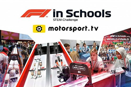 F1 in Schools World Final to be shown live on Motorsport.tv