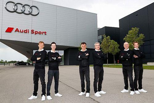 Ufficiale: Audi alla Dakar con Sainz, Peterhansel e Ekstrom