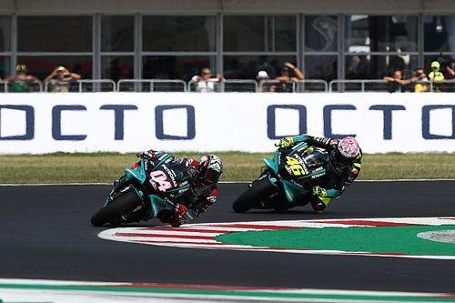 Valentino Rossi-Andrea Dovizioso Hadapi Kondisi Tak Ideal di Misano