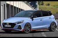 El Hyundai i20 N 2021 ya está aquí: turbo, manual y con 204 CV