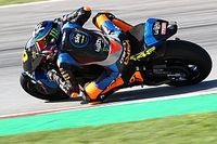 Marini escapes serious injury from monster Le Mans crash
