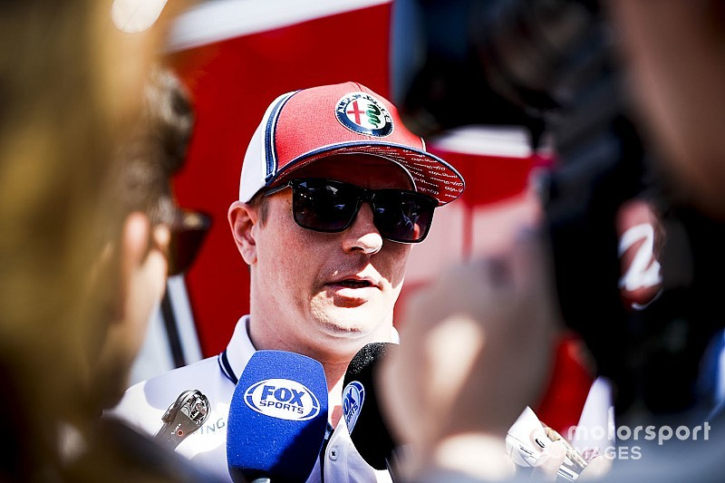 Alfa Romeo, Raikkonen: