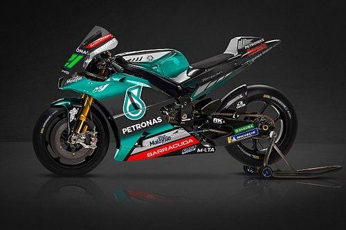 Le Petronas Yamaha SRT affiche ses nouvelles couleurs et ses ambitions