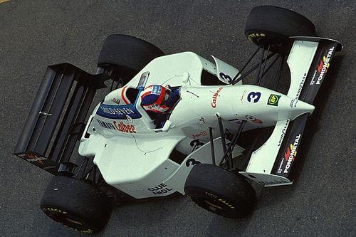 """【日本人F1ドライバーの系譜】美しきF1マシン:「日本人が""""夢""""を見た、白い流星」ティレル022"""
