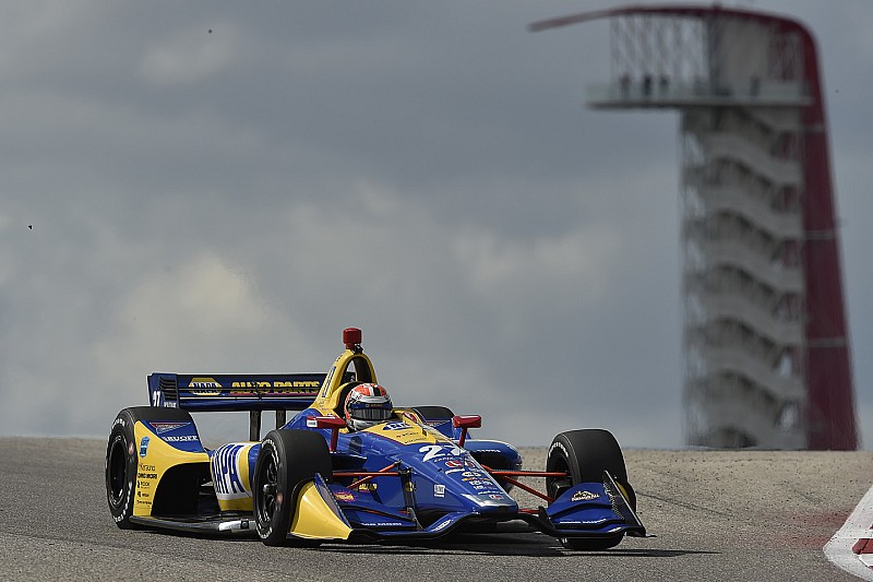 В Остине состоялись первые тесты машин IndyCar. Гонщики в восторге, а время круга сравнимо с LMP1