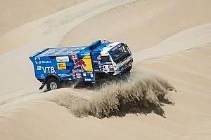 Nikolaev se encamina a su cuarto título en el Rally Dakar