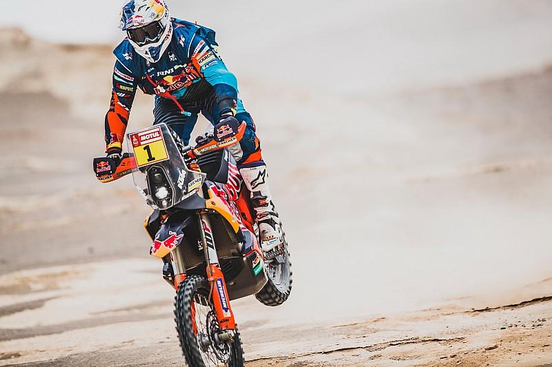 Дакар-2019, етап 8: найкраще у мотозаліку