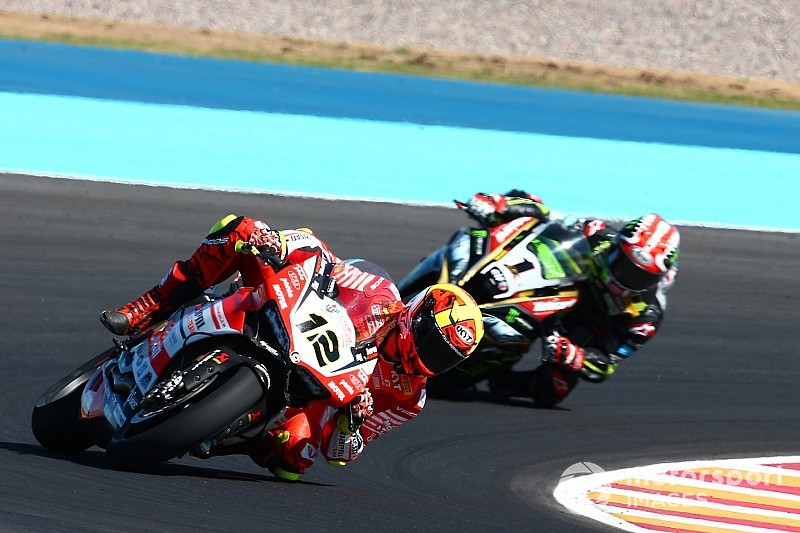 Aruba platziert Rinaldi bei Barni-Ducati: Xavi Fores fühlt sich hintergangen