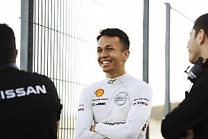Toro Rosso-kandidaat Albon nog gewoon op deelnemerslijst Formule E