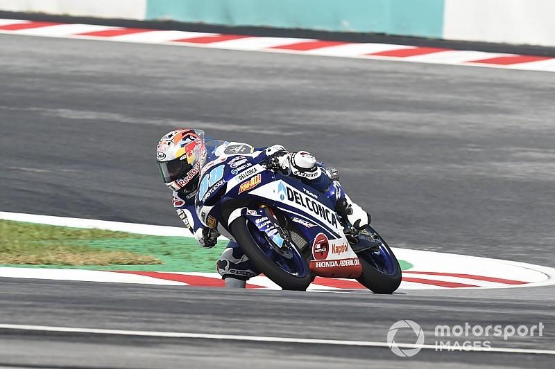 Jorge Martin batte Bezzecchi e centra la pole anche al Gran Premio della Malesia