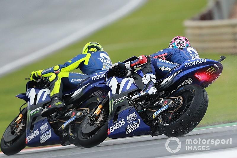 How Yamaha broke its miserable streak