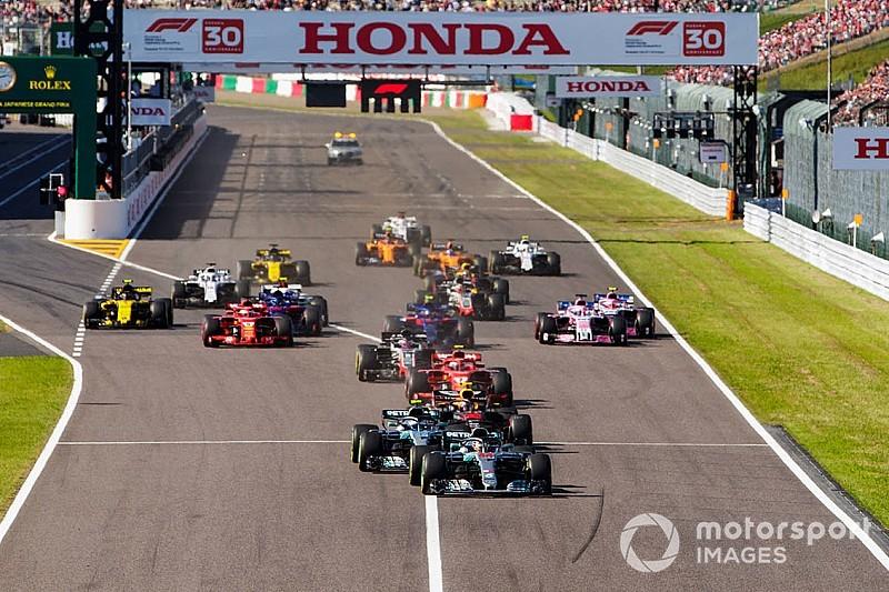 La FIA a approuvé le calendrier 2019 de la F1