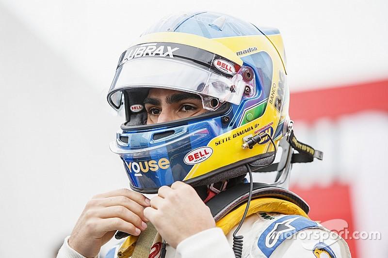 McLaren tunjuk Sette Camara sebagai pembalap tes