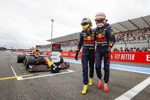 Dubbelinterview Verstappen en Perez: Geen grote updates, wel goede hoop