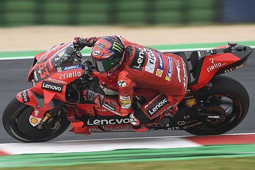 Emilia Romagna MotoGP: Bagnaia continues pole streak, Quartararo 15th