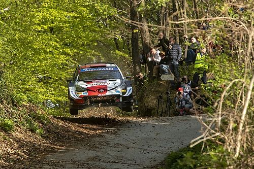 How Ogier survived road crash drama to triumph in Croatia