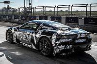 All'autodromo di Modena Maserati affina la MC20