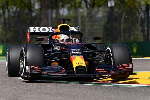 "Verstappen: Red Bull ""a little bit"" on back foot after FP2 issue"