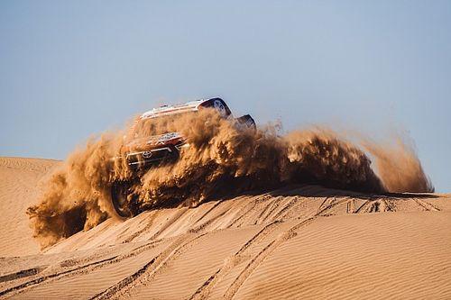 Dakar 2022: arrivano nuove regole per l'arrivo di Audi