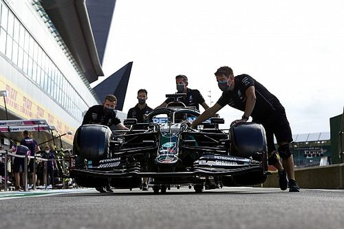 Q4: Bottas crava Hamilton, Hulk brilha em 3º, Verstappen tem carta na manga e Vettel decepiona