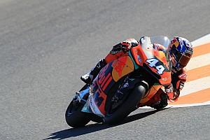 Moto2 Race report Moto2 Valencia: Oliveira hat-trick, kalahkan Morbidelli