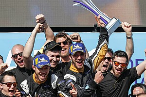 VIDEO: Lo mejor de la Fórmula E en Santiago de Chile 2018