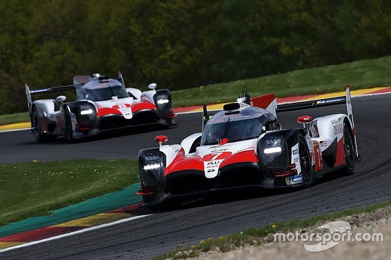 Kualifikasi WEC Spa: Alonso pole, Fittipaldi kecelakaan