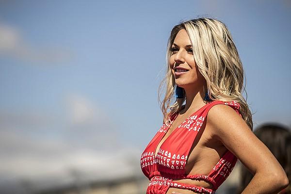 Формула 1 Топ список Дівчата гоночного вікенду: краса по-американські