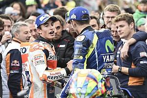 Un año por delante de Rossi