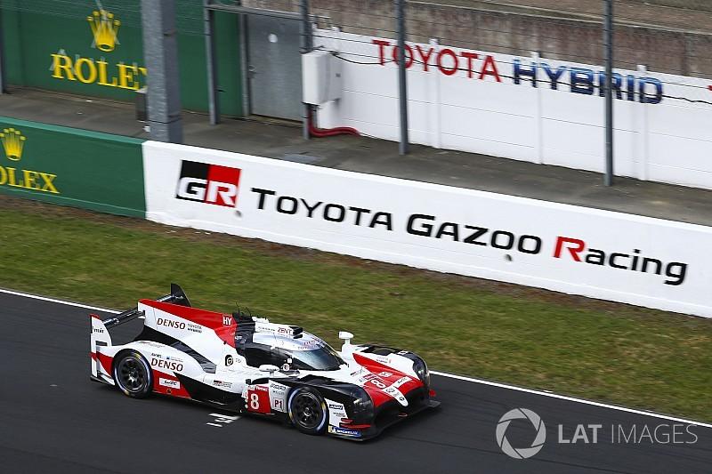 Tes Le Mans: Alonso bawa Toyota puncaki sesi pagi