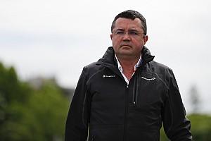 Formula 1 Breaking news McLaren: Boullier resignation