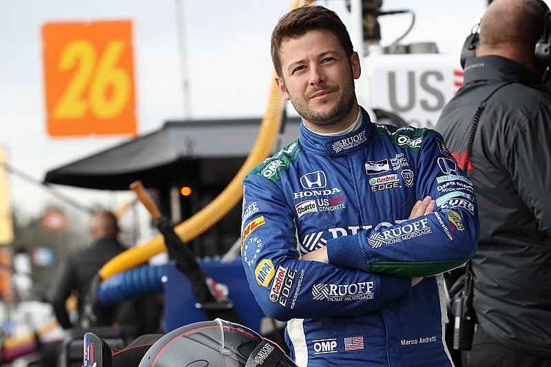 "Marco Andretti: ""I totally agree with my critics"""