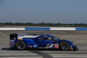 IMSA Relato de classificação Vautier é pole em Sebring; Serra sai na frente pela GTD