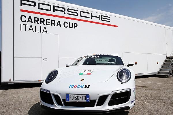 Carrera Cup Italia Ultime notizie Carrera Cup Italia, Ghinassi direttore di prova esclusivo!