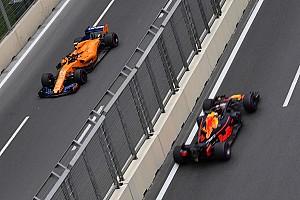 Formule 1 Diaporama Photos - Samedi à Bakou