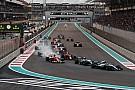 La F1 modificará el sistema de penalizaciones en parrilla para 2018
