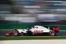 Formula 1 Grosjean: Haas'