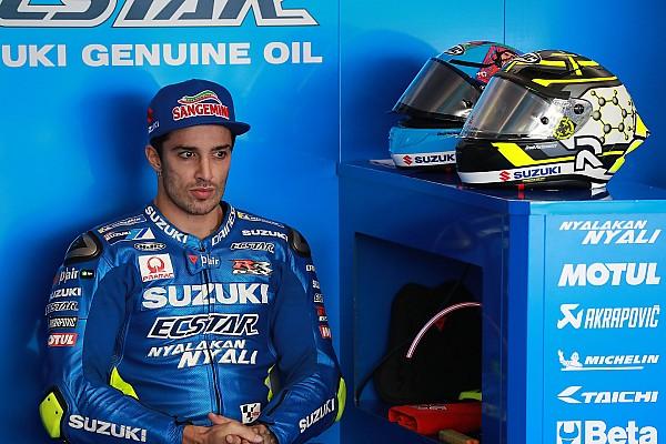 Iannone: 2019 için Suzuki dışında da seçeneklerim var