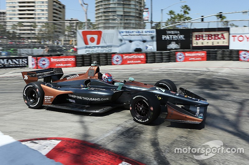 """Veach: Fourth at Long Beach a """"relief"""", but improvement needed"""