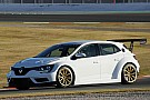 TCR Valencia: iniziati i test BoP, la Renault si rompe e Morbidelli sbatte