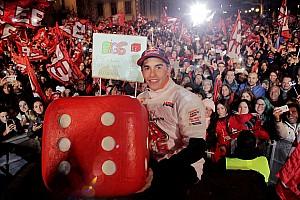 MotoGP Топ список Маркес відсвяткував здобутий титул чемпіона світу в Іспанії